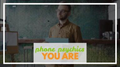 phone psychics - American fortune teller online
