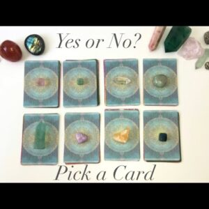 "(Pick a Card) Yes or No 🔮 ""Timeless"" - Tarot & Oracle Reading"