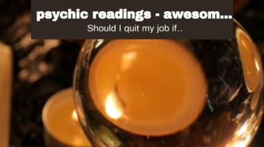 psychic readings - awesome psychics online
