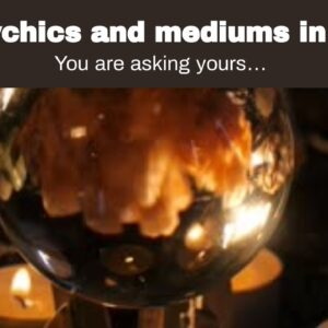 psychics and mediums in my area - UK psychics online