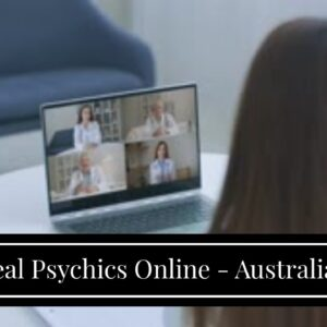 Real Psychics Online - Australian clairvoyant online