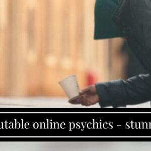 reputable online psychics - stunning medium