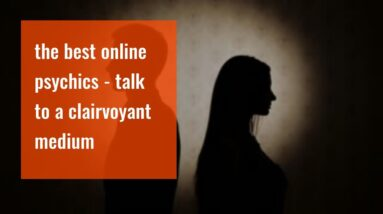 the best online psychics - talk to a clairvoyant medium