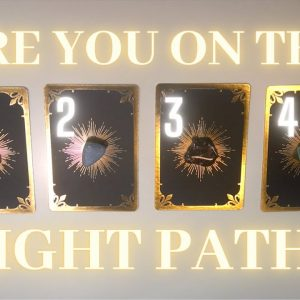 Are You On The Right Path? 🌎🚶♂️Timeless Pick-a-Card 🌟✨