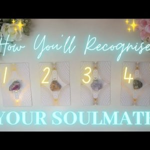 💘How Will You Recognise Your Soulmate?💓 Detailed Pick-a-Card 💜