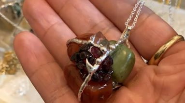 Crystal Amulet for each Zodiac