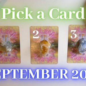 🧚♂️🔮SEPTEMBER 2021🔮🧚♂️ Messages & Predictions✨ Pick a Card