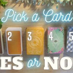 YES or NO + Why? 🌈✨ PICK A CARD Tarot Reading 🌟