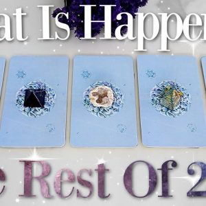 What Is Happening For YOU The Rest of 2021? (PICK A CARD)