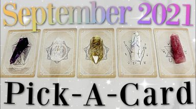Whats Happening for You in September 2021?! (PICK A CARD)