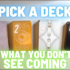 Blessings & Changes You Don't See Coming 🔮👀💓 Detailed Pick-a-Card Tarot Reading