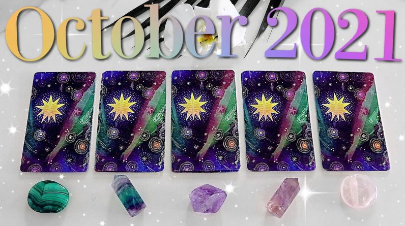 Whats Happening For You In OCTOBER 2021? (PICK A CARD)
