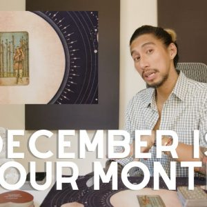 AQUARIUS | DECEMBER IS THE MONTH FOR YOU GOLDEN TIMES AHEAD | SPECIAL EDITION TAROT READING