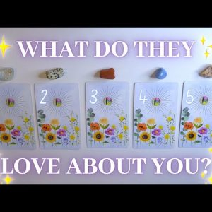 WHAT MAKES YOU SO LOVABLE/ATTRACTIVE?🦋💕 Pick-a-Card Tarot Reading ✨ Collab with @Jupiter Sun !