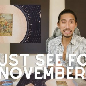 PISCES | MUST SEE FOR NOVEMBER, THE LOVE YOU'VE WAITED FOR! | SPECIAL EDITION TAROT READING