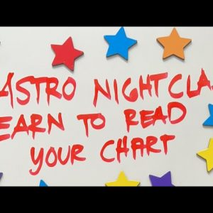 How to Read you Birth Chart! All Zodiac Come in!