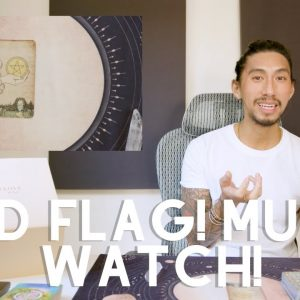 SAGITTARIUS | BIG RED FLAG, MUST WATCH! | SPECIAL EDITION TAROT READING